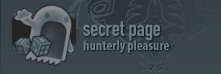 secret page - hunterly pleasure