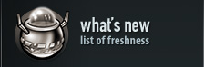 what's new - list of freshness